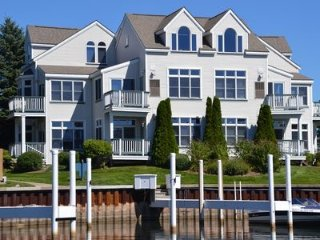 First Floor Condo at Water's Edge - Manistee vacation rentals