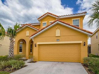 Brand new, 6 bedroom pool home in Aviana Resort Orlando minutes away from - Davenport vacation rentals