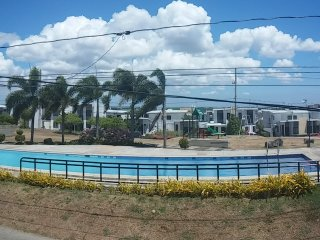 A & J GuestHouse infront of swimming pool - Calamba vacation rentals