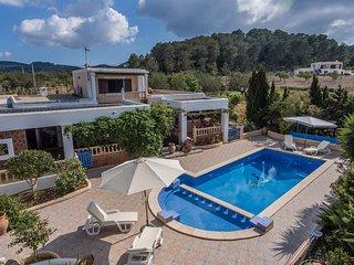 Nice Villa with Deck and Television - Cala Comte vacation rentals