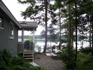 Waterfront Cottage on Bass Harbor Tidal Bay - Bass Harbor vacation rentals