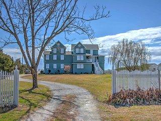 NEW! 1BR Marshallberg Apartment w/ Water Views! - Marshallberg vacation rentals