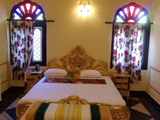 Court Shekha Haveli Room Yellow - Jaipur vacation rentals