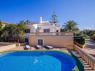 Nice Villa with Washing Machine and Television - Badia Gran vacation rentals