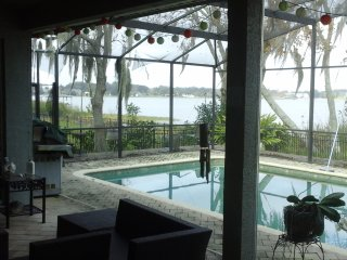 Lakefront Boating Ski Kayak Jet Ski Paddle Board Spa 38x18 Pool Dock - Ocoee vacation rentals
