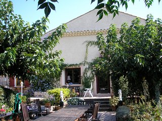2/10 person apartment with shared heated pool in small village - Cazedarnes vacation rentals