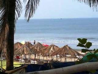 Nice 1 bedroom Ashvem Beach Cottage with Internet Access - Ashvem Beach vacation rentals