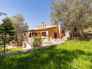 Cozy 3 bedroom Puigpunyent House with Internet Access - Puigpunyent vacation rentals