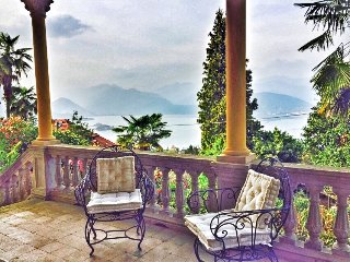 Villa Giuseppina on a panoramic hill in Vedasco in Stresa - Vedasco vacation rentals