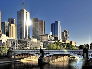 Southbank Melbourne CBD - Walking distance to everything  2/3 bedroom 2 bathroom - Melbourne vacation rentals