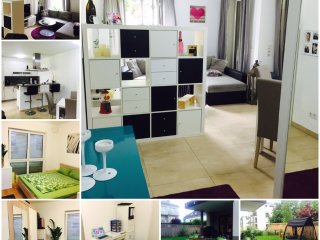very central 65m2 City-Apartment with a wonderful 180m2 Garden & BBQ - Luxembourg City vacation rentals