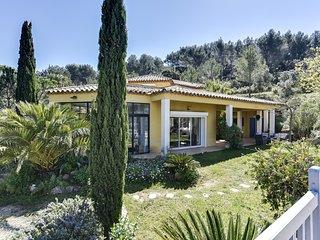Villa dans la pinède à la Cadière d'Azur près de B - La Cadiere d'Azur vacation rentals