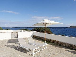 Brand new studio, terrific view, A/C, sandy beach few steps away - Na Macaret vacation rentals