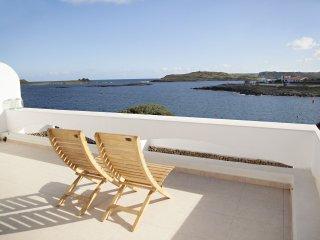Terrific view, sea front, A/C, sandy beach few steps away - Na Macaret vacation rentals