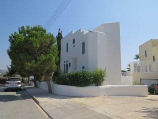 Cyprus 4 bedroom seafront Villa with the private pool and magnificent view - Kissonerga vacation rentals