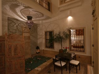 Comfortable 4 bedroom House in Marrakech - Marrakech vacation rentals