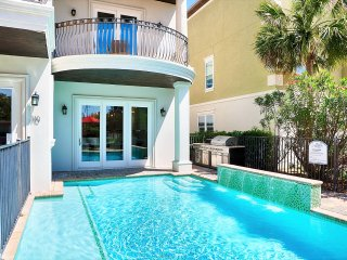 Adonis: NEWLY RENOVATED!Private Pool, Media/Game Room, Near Beach! - Miramar Beach vacation rentals