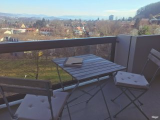 Armotti Apartment with Balcony - Wabern vacation rentals