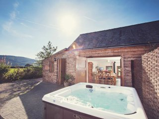 Lovely 2 bedroom House in Cwmdu with Hot Tub - Cwmdu vacation rentals