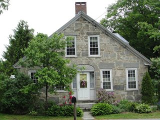 The 1843 Stone House - Chester, VT (3bdrm/ 2 ba) - Chester vacation rentals