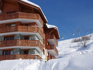 Apartment Alicia - Les Menuires vacation rentals
