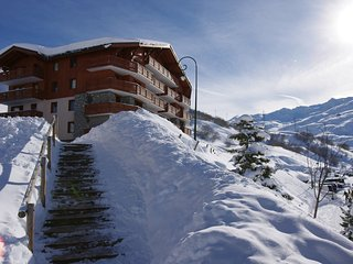 Apartment Sylvia - Les Menuires vacation rentals