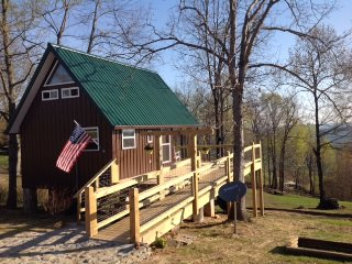 Sunrise Mountain Tree House Cabin - Altamont vacation rentals