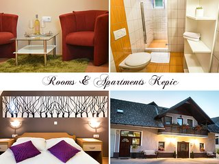 Cozy room for two people near the airport - Cerklje vacation rentals