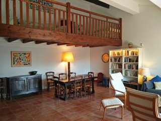 Loft style apartment, 97sq. m on the port - Marseillan vacation rentals