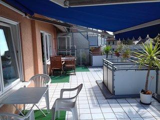 Sehr schöne 2,5 Zimmer Wohnung mit großem Südbalkon - Konstanz vacation rentals