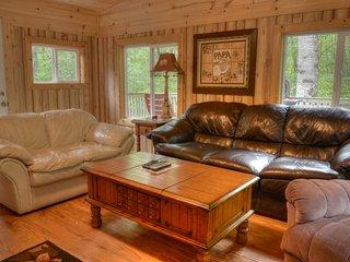 Cozy Cohutta Cottage Secluded 2bed/2bath cabin W/hot tub under $99 per night - Ellijay vacation rentals
