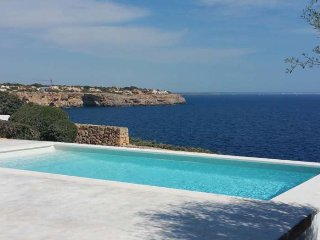 Romantic house with spectacular views 150 meters from the beach. - Llucmajor vacation rentals