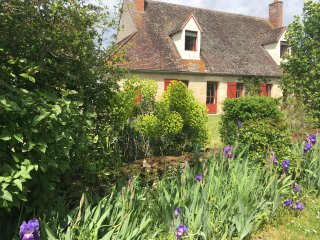 2 bedroom Cottage with Internet Access in Sancerre - Sancerre vacation rentals