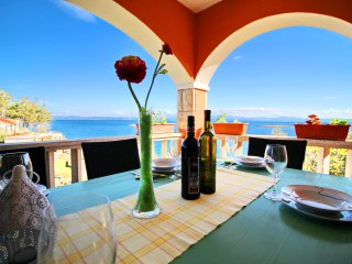 Apartments Sea Line - One Bedroom Apartment with Terrace and Sea View - Blato vacation rentals