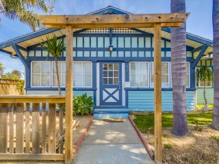 OB Beach House - walk to beach and shops - La Jolla vacation rentals