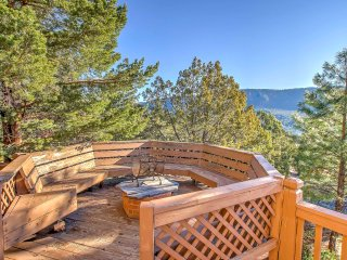 NEW! 3BR Pine Cabin w/ Beautiful Mountain Views! - Pine vacation rentals