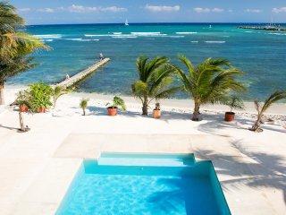 Riviera Maya Haciendas - Hacienda Mágica - Beach Front 5-14 Bedrooms - Puerto Aventuras vacation rentals