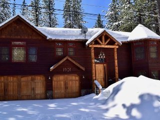 1901 Blackfoot Luxury Mountain Home - Echo Lake vacation rentals