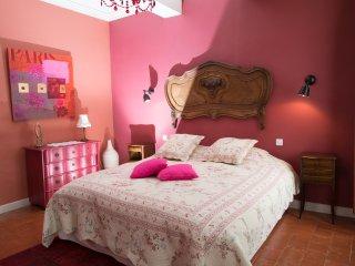 """Maison d'Hôtes O'Palmier caché """"Marie-Louise"""" - Saint-Marcel-sur-Aude vacation rentals"""