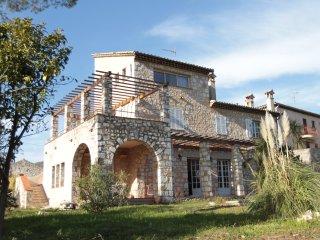 Historical 6 bedroom villa in center of Vence - Vence vacation rentals