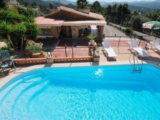 Villa avec vue mer, a 5 kilométrés plage Lloret de mar - Lloret de Mar vacation rentals