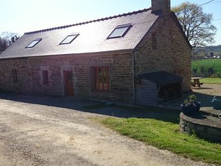 Spacious Family Farmhouse .Peaceful rural location. Close to beaches.Great Views - Gourin vacation rentals