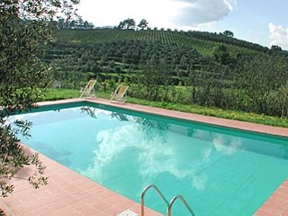 Beautiful 7 bedroom Bucine House with Private Outdoor Pool - Bucine vacation rentals