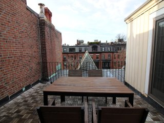 Back Bay Boston Furnished Apartment Rental - 296 Marlborough Street Unit 7 - Boston vacation rentals