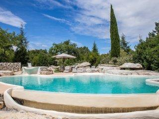 Gîte la Béalière classé 4****, près d'une grande piscine atypique - Labeaume vacation rentals