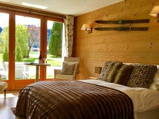 Studio Romand, luxury self-contained alpine studio - Essert-Romand vacation rentals