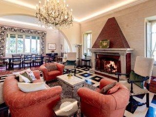 Spacious & Private Country Viila with Views - half hour by train to Rome Center - Rome vacation rentals