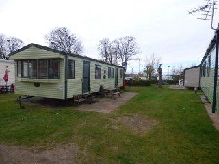 Caravan Rental Seton Sands 5 Moray Court Haven - Prestonpans vacation rentals