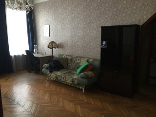 Nice 1 bedroom Apartment in Moscow with Deck - Moscow vacation rentals