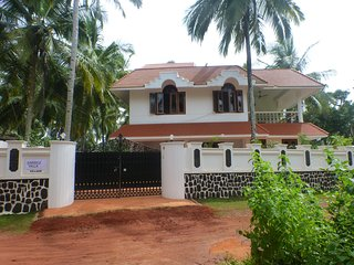 Detache 4 bed  villa Managed by an English couple - Kovalam vacation rentals